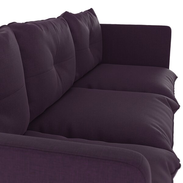 Covell Cross Weave Sofa by Corrigan Studio Corrigan Studio