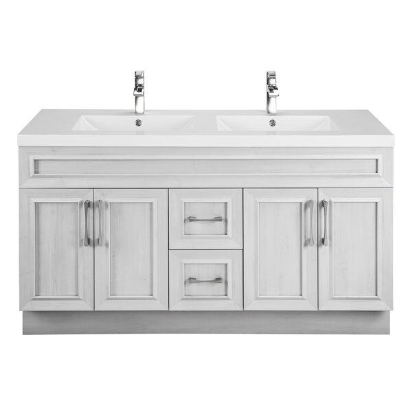 Classic 60 Double Bathroom Vanity Set by Cutler Kitchen & Bath