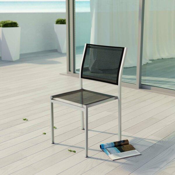 Coline Patio Dining Chair by Orren Ellis Orren Ellis