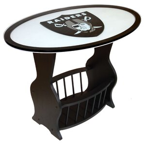 Fan Creations NFL Logo End Table