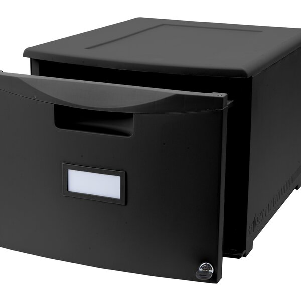 1-Drawer Lateral Filing Cabinet by Storex