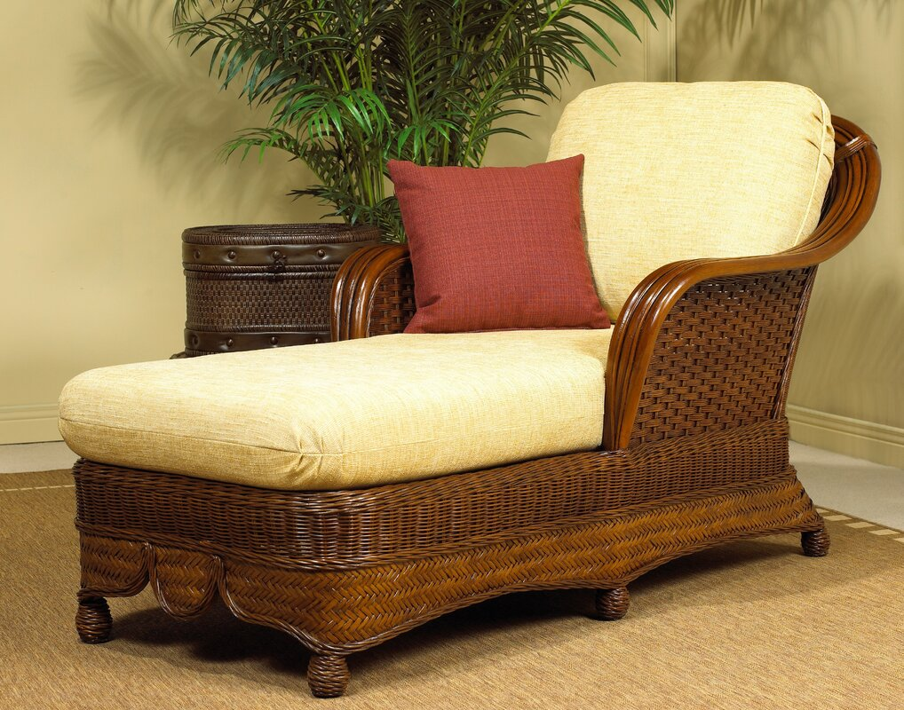 boca rattan moroccan chaise lounge reviews wayfair. Black Bedroom Furniture Sets. Home Design Ideas