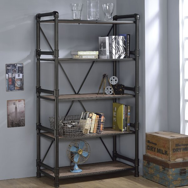 Derek Etagere Bookcase by 17 Stories