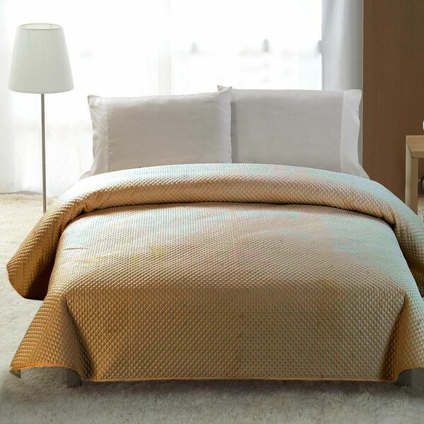Athens Reversible Coverlet