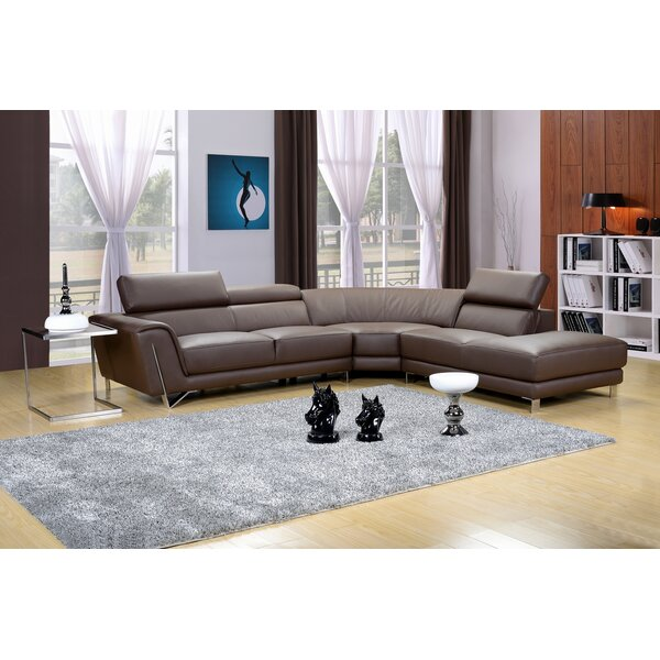 Dela Sectional by Hokku Designs