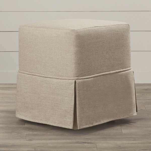 Twin Bridges Cube Ottoman by One Allium Way