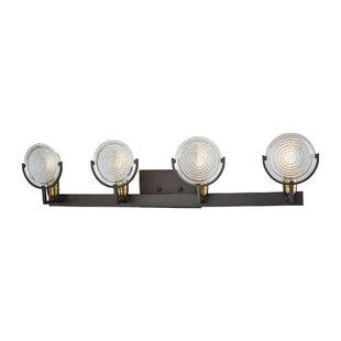 Inexpensive Drolet 4-Light Vanity Light By Brayden Studio