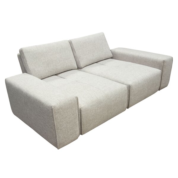 Jazz Loveseat by Diamond Sofa