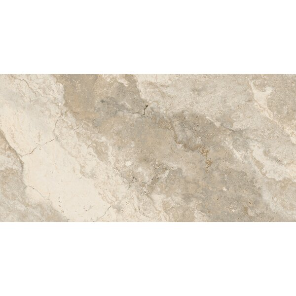 Montana 12 x 24 Porcelain Field Tile in Gray by Parvatile