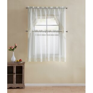 Victorian window treatments Curtain Quickview Wayfair Victorian Lace Curtains Wayfair