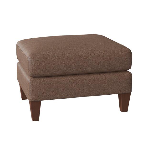 Barstow Ottoman By AllModern Custom Upholstery