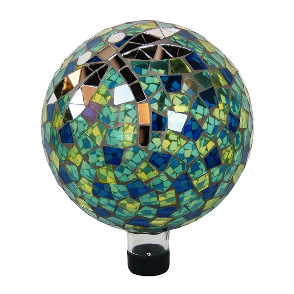 Dragonfly Gazing Globe by Alpine