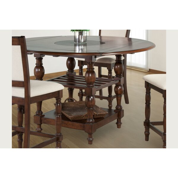 Gerry 5 Piece Pub Table Set by Canora Grey