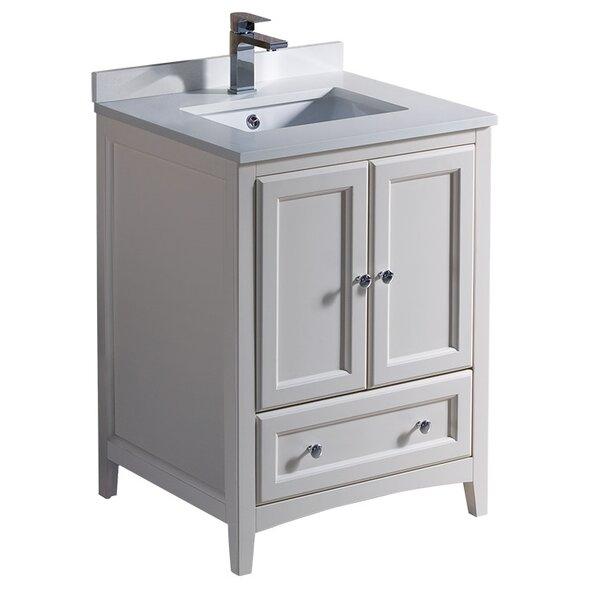Oxford 24 Single Bathroom Vanity Set by Fresca