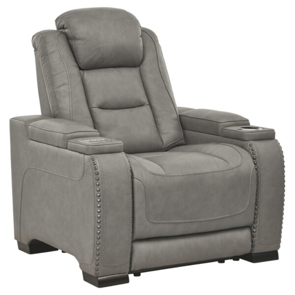 Alban Power Recliner By Red Barrel Studio