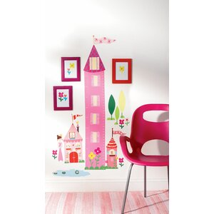 Wall Play Princess Growth Chart