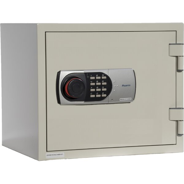 Olympian 1 Hr Fireproof Digital Lock Security Safe by Phoenix Safe International