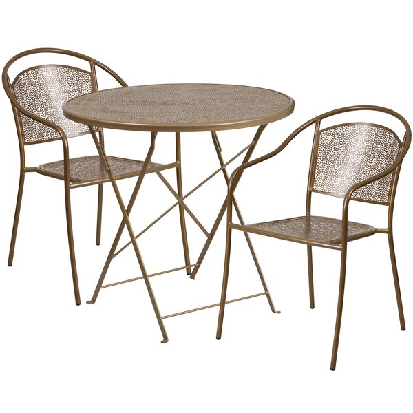 Nestor 3 Piece Bistro Set by Zipcode Design