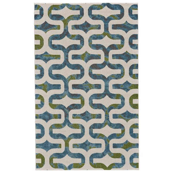 Elkhart Forest Area Rug by Ebern Designs
