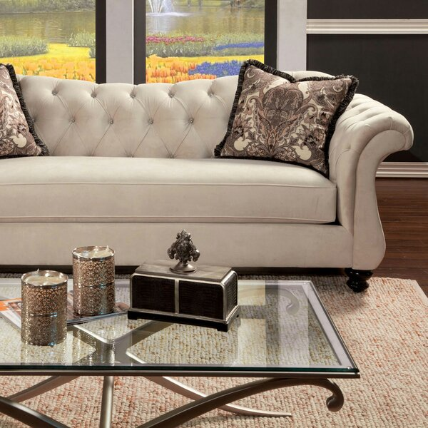 Himmelmann Chesterfield Sofa By Darby Home Co