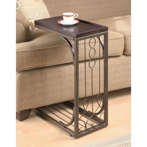 Dunwoody End Table By Fleur De Lis Living