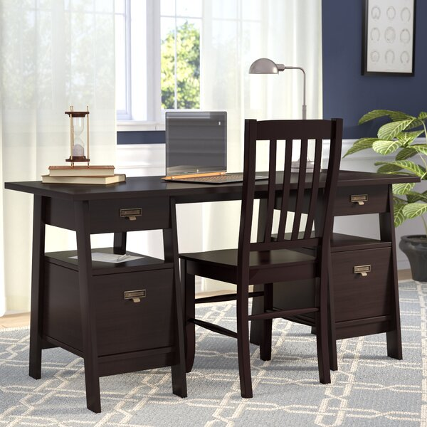 Atkinson Writing Desk by Three Posts