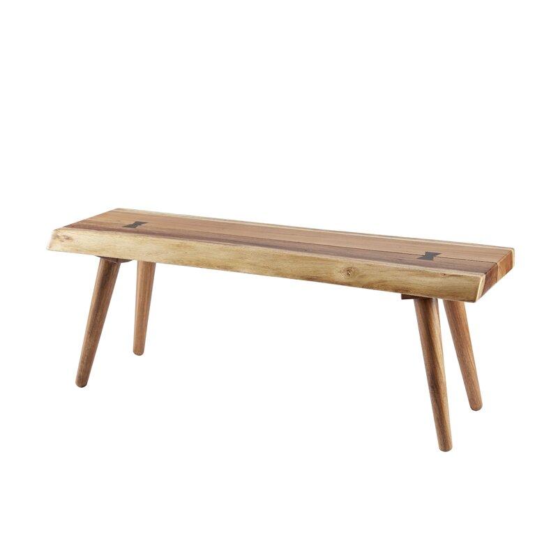 Macri Wood Bench