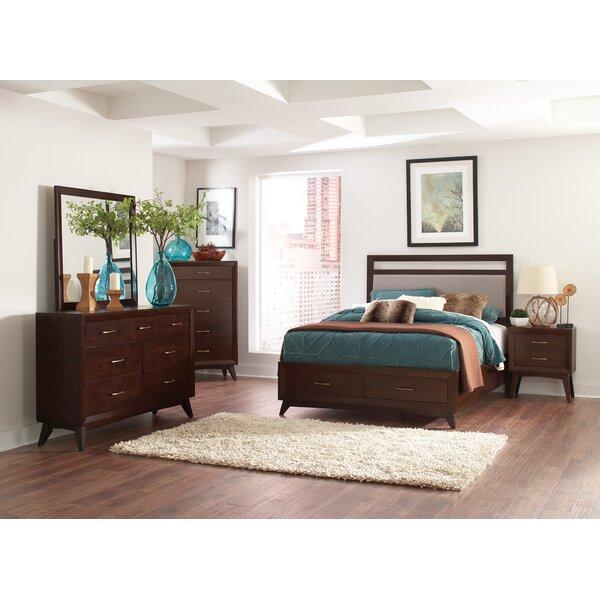 Granberry Upholstered Storage Platform Bed by Ivy Bronx