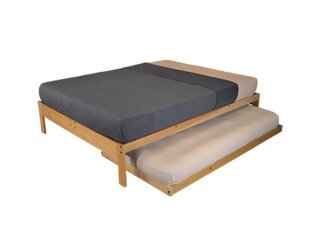 platform bed with trundle storage beds you ll wayfair 16773
