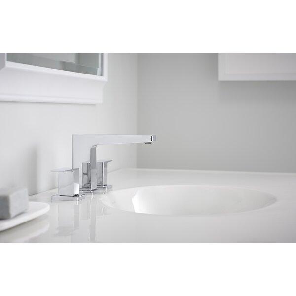 Honesty widespread bathroom sink faucet, 1.2 gpm