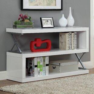 Parson 3 Shelf Standard Bookcase
