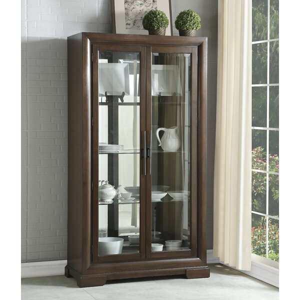Bloomington Curio Cabinet by Foundry Select