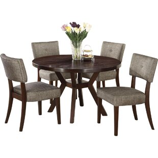 4 piece dining set storage kraemer piece dining set modern contemporary room sets allmodern