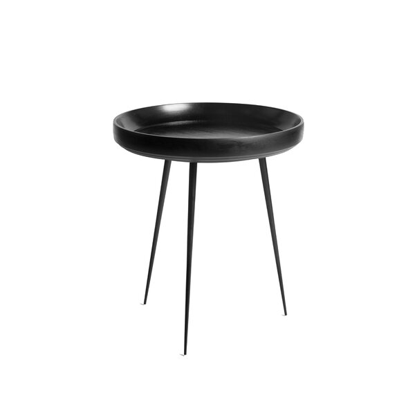Large Bowl End Table by Mater