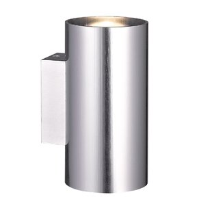 Read Reviews Alessandro 2-Light Outdoor Sconce By Orren Ellis