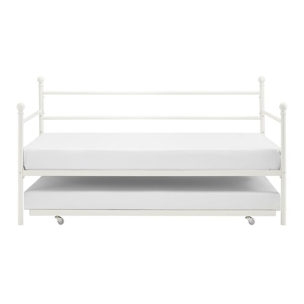 Dimas Daybed with Trundle by Harriet Bee