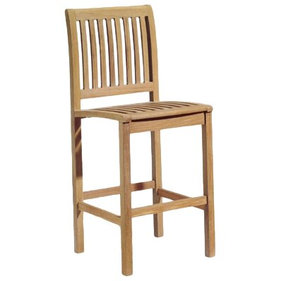 Starcher 30'' Patio Bar Stool by Latitude Run