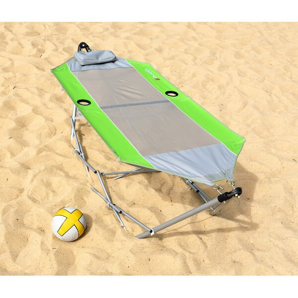 Coast Breeze Camping Hammock with Stand by Kijaro