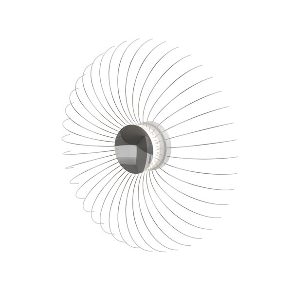 Foley 1-Light LED Flush Mount by Orren Ellis