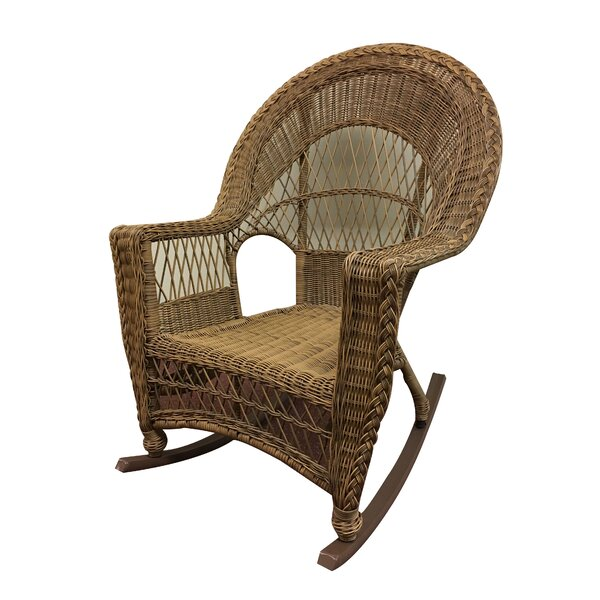 Camacho Rocking Chair by August Grove