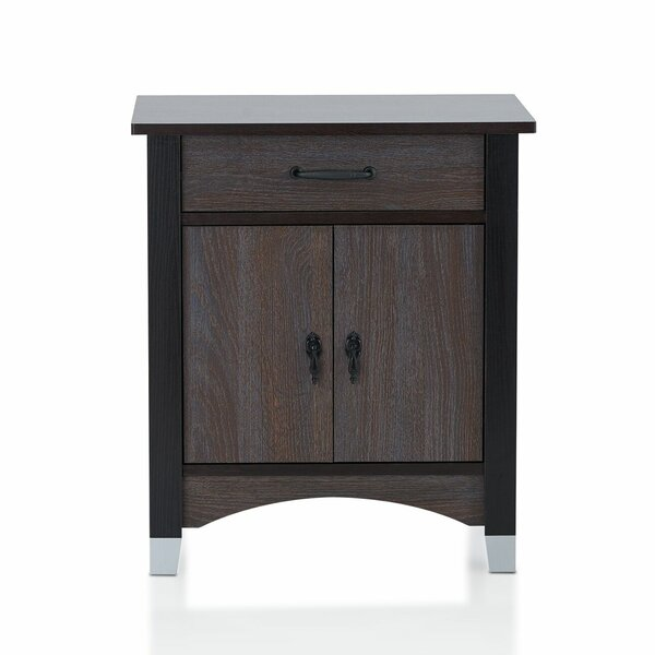 Adelynn Elegant 1 Drawer Nightstand by Ivy Bronx