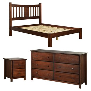 Shaker Platform Configurable Bedroom Set By Grain Wood Furniture
