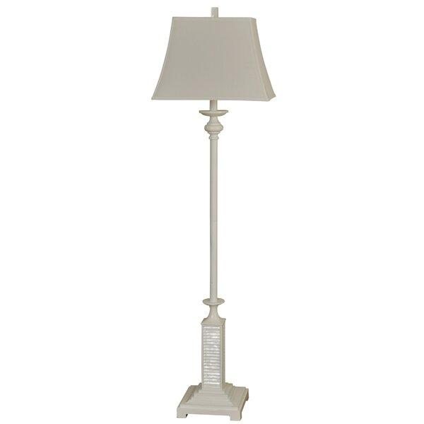 Suellen 66 Floor Lamp by Highland Dunes