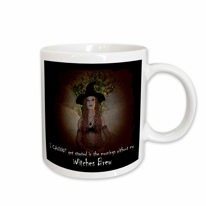 Mug//Ceramic Cup ~ Tea//Coffee//Beverage ~ WITCHES BREW