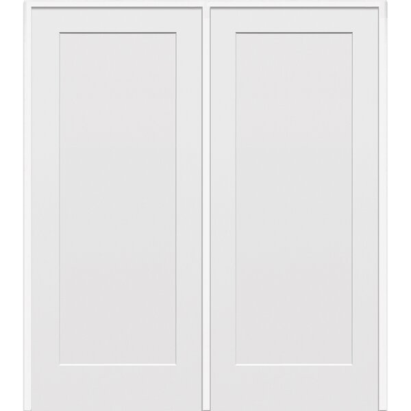 Stile and Rail 1 Panel Primed Interior Door by Verona Home Design
