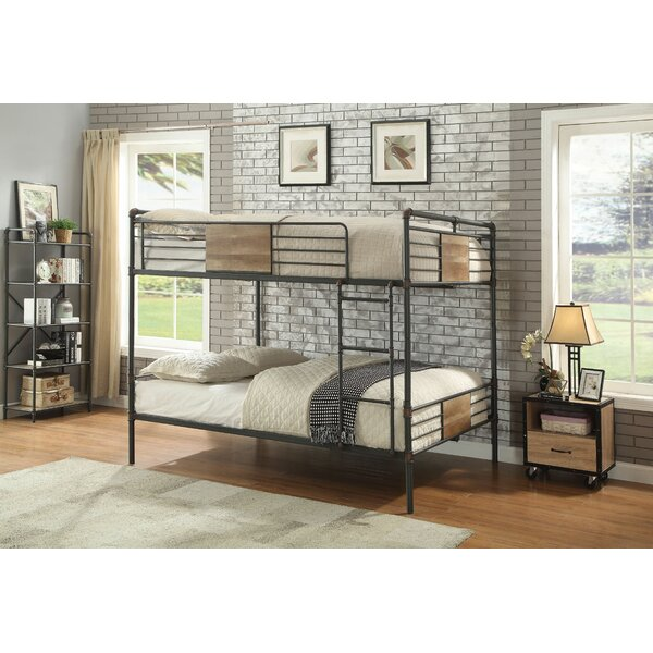 Blandy Queen Bunk Bed By Harriet Bee by Harriet Bee Spacial Price