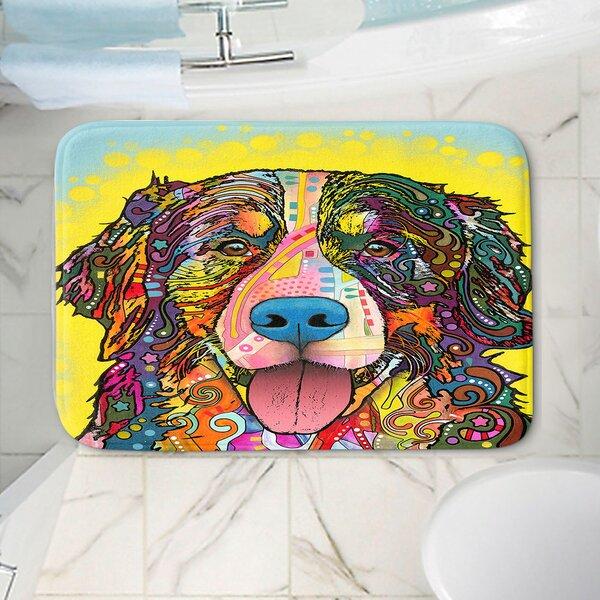 Dean Russo's Dog Non-Slip Bath Rug