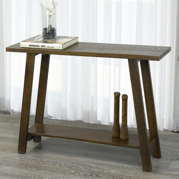 Socorro Console Table By Millwood Pines