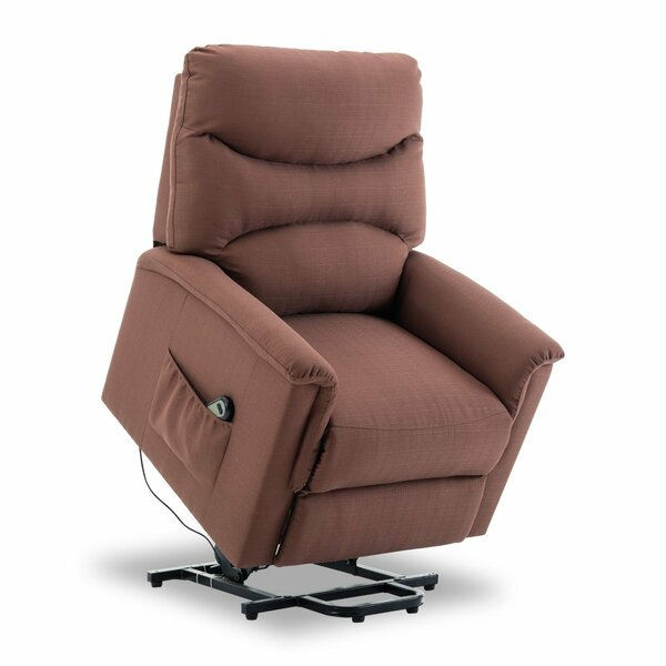 Schneeweis Power Lift Assist Recliner by Latitude Run