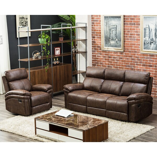 Madteos 2 Piece Reclining Living Room Set By Ebern Designs